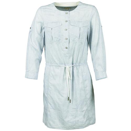 Textil Ženy Krátké šaty Aigle MILITANY Modrá