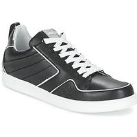 Boty Ženy Nízké tenisky Kenzo K-FLY Černá / Stříbřitá