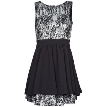Textil Ženy Krátké šaty Manoukian 612539 Černá