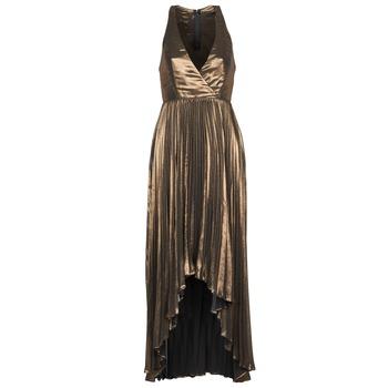 Textil Ženy Společenské šaty Manoukian 612556 Zlatá
