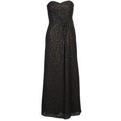 Textil Ženy Společenské šaty Manoukian 612930 Černá / Zlatá