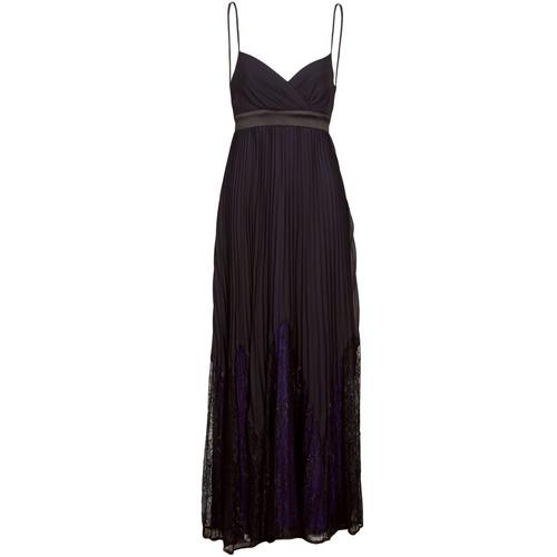 Textil Ženy Společenské šaty Manoukian 612933 Černá