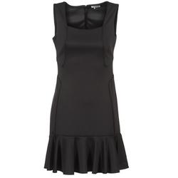 Textil Ženy Krátké šaty Manoukian 612936 Černá