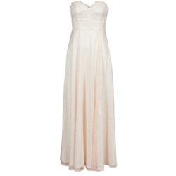 Textil Ženy Společenské šaty Manoukian 613346 Růžová / Béžová