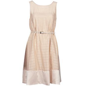 Textil Ženy Krátké šaty Manoukian 613374 Béžová