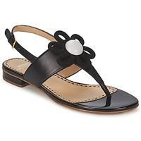 Boty Ženy Sandály Moschino Cheap & CHIC CA16112C1ZCB Černá
