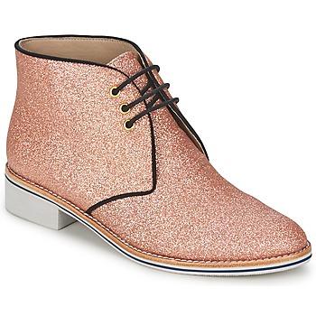 Boty Ženy Kotníkové boty C.Petula STELLA Růžová