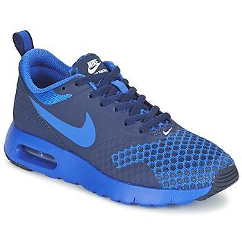 Nike Tenisky Dětské AIR MAX TAVAS JUNIOR - Modrá