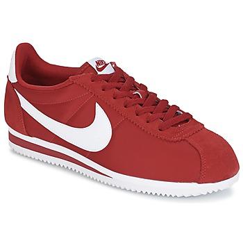 Nike Tenisky CLASSIC CORTEZ NYLON - Červená