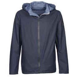 Textil Muži Bundy Wrangler W4554VDJU Tmavě modrá