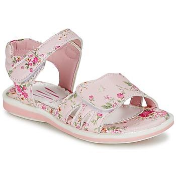 Boty Dívčí Sandály Wildflower KONGSBERG Růžová