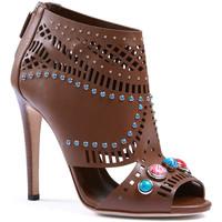 Boty Ženy Sandály Gucci 371057 A3N00 2548 marrone