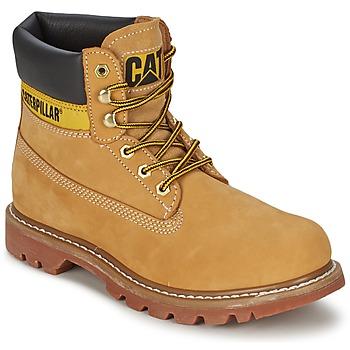 Boty Ženy Kotníkové boty Caterpillar COLORADO Béžová