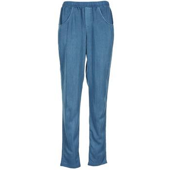 Textil Ženy Turecké kalhoty / Harémky Vero Moda AMINA Modrá