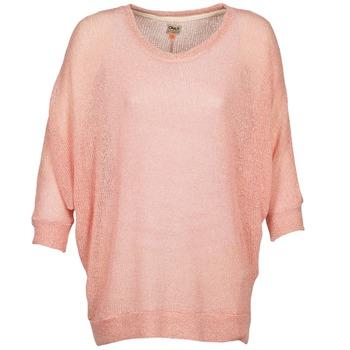 Textil Ženy Svetry Only GRISA Růžová