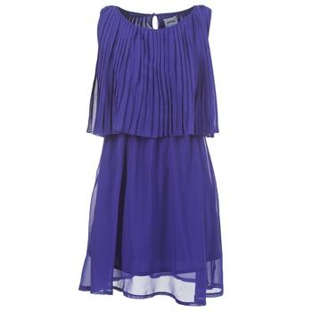 Textil Ženy Krátké šaty Compania Fantastica CARYA Modrá