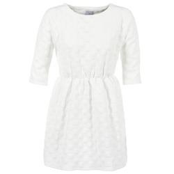Textil Ženy Krátké šaty Compania Fantastica FRENE Bílá