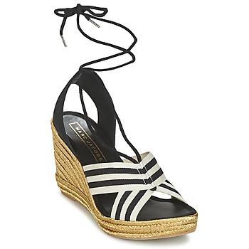 Boty Ženy Sandály Marc Jacobs DANI Černá / Bílá