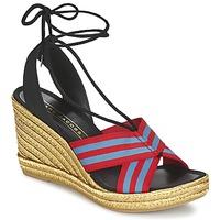 Boty Ženy Sandály Marc Jacobs DANI Modrá / Červená
