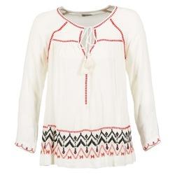Textil Ženy Halenky / Blůzy Stella Forest KAIAMA Krémově bílá