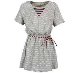 Textil Ženy Krátké šaty Manoush ETNIC Šedá