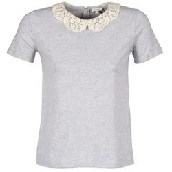 Textil Ženy Trička s krátkým rukávem Manoush T-SHIRT Šedá
