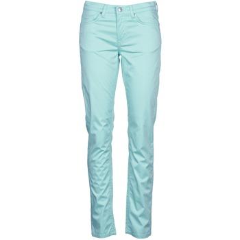 Textil Ženy Kapsáčové kalhoty Gant 410478 Šedá