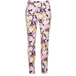 Textil Ženy Kapsáčové kalhoty Gant 414705 Růžová / Modrá