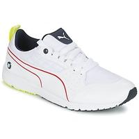 Boty Muži Nízké tenisky Puma BMW MS PITLANE Bílá / Žlutá