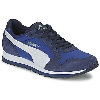Boty Muži Nízké tenisky Puma ST RUNNER NL Modrá / Bílá