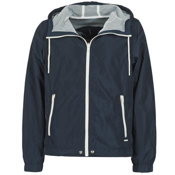 Textil Muži Bundy Diesel J SIMONS Tmavě modrá / Bílá