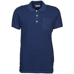 Textil Muži Polo s krátkými rukávy Kulte DALLE Modrá