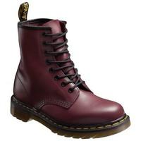Boty Muži Kotníkové boty Dr Martens Smooth 1460 BORDEAUX