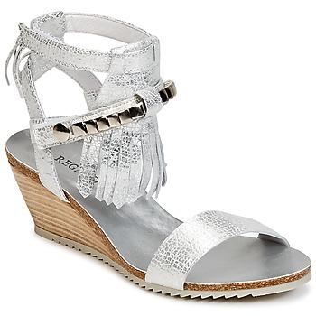 Boty Ženy Sandály Regard RUKO Stříbřitá