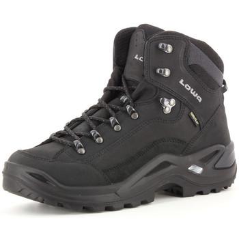 Lowa Kotníkové boty Renegade GTX Mid - Černá