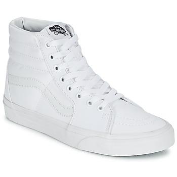 Boty Kotníkové tenisky Vans SK8-HI Bílá