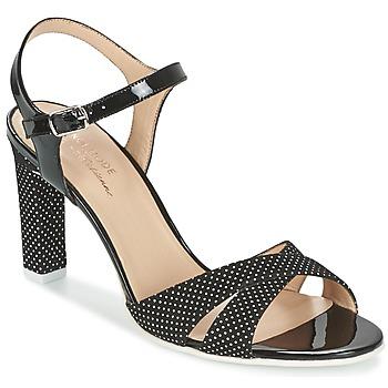 Boty Ženy Sandály France Mode ZEN Černá