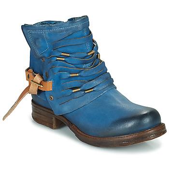 Boty Ženy Kotníkové boty Airstep / A.S.98 SAINT Modrá
