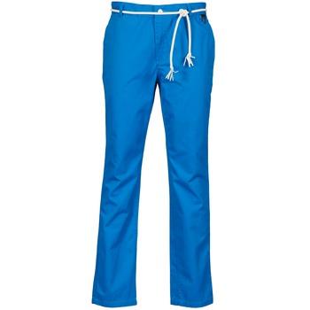 Textil Muži Mrkváče Eleven Paris CHARLIE Modrá
