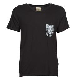 Textil Muži Trička s krátkým rukávem Eleven Paris KMPOCK Černá