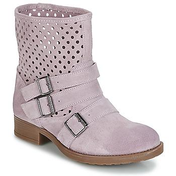 Boty Ženy Kotníkové boty Casual Attitude DISNELLE Růžová