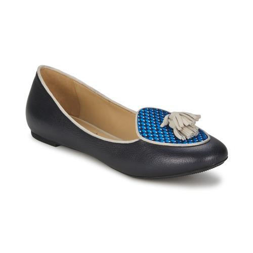 Boty Ženy Baleríny  Etro 3922 Modrá
