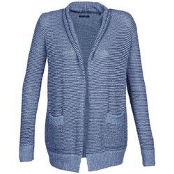 Textil Ženy Svetry / Svetry se zapínáním Marc O'Polo LEROY Modrá