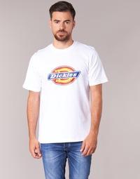 Textil Muži Trička s krátkým rukávem Dickies HORSESHOE Bílá