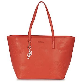 Desigual Velké kabelky / Nákupní tašky SAN FRANCISCO BLICK - Červená