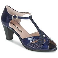 Boty Ženy Sandály Pitillos MARILOU Tmavě modrá