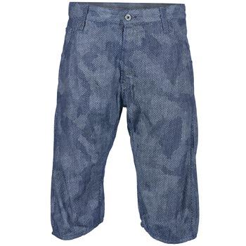 Textil Muži Kraťasy / Bermudy G-Star Raw ARC 3D TAPERED 1/3 Modrá