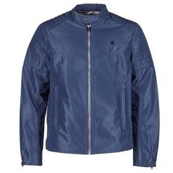 Textil Muži Bundy G-Star Raw ATTACC GP JKT Tmavě modrá