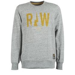 Textil Muži Mikiny G-Star Raw RIGHTREGE R SW L/S Šedá