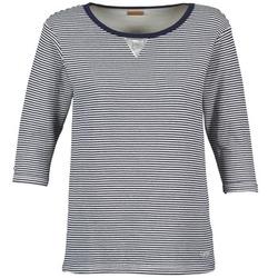 Textil Ženy Mikiny Napapijri BOISSERON Tmavě modrá / Bílá